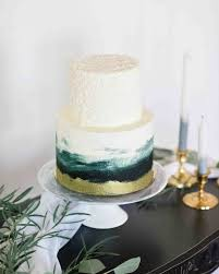 The Sweetest Bridal Shower Cakes Martha Stewart Weddings