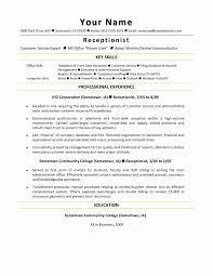 Resume Sample For Fresh Graduates Best Of Medical Assistant Sample