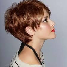 Charmant Coupe De Cheveux Courte Femme Visage Ovale