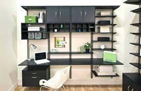 office desk with bookshelf. Cool Home Office Bookshelves Shelving Solutions Desk Shelves: Full Size With Bookshelf W