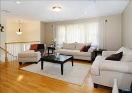 bi-level living room