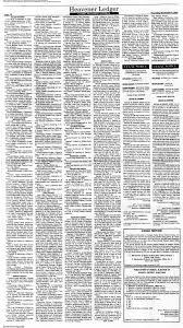 Heavener Ledger November 8, 2007: Page 12