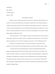 Example Of Mla Research Paper Mla Format Research R Introduction Example Paragraph By Malj