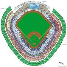 Yankee Stadium Seating Chart Parking And New York Yankees