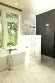 shower glass wall pony wall shower glass half wall shower best half wall shower ideas on