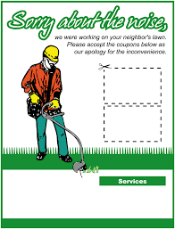 Lawn Care Flyer Template Word Free Landscaping Flyer Templates To Power Lawn Care Businesses