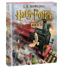 harry potter and the sorcerer s stone ilrated edition
