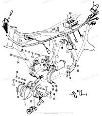 Honda motorcycle models with no year oem parts diagram for wire harness partzilla
