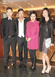 """Moses Chan news: Michael Miu Throws a Sweet Birthday Party for Jamie Chik  on """"201314"""""""