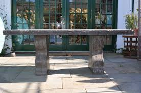 concrete outdoor dining table. Medium Size Of Concrete Outdoor Dining Table Perth Polished White G