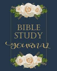 Personal Journaling Bible Study Journal Scripture Christian Personal Journaling Notebook Paperback
