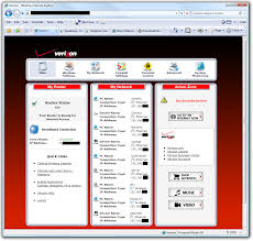 leaving comcast for verizon fios upgrading the home network to router software