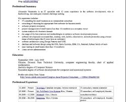 Resume Resume Builder Program Free Download Unique Free Blank Free