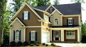 L Paint Color Ideas For Exterior House Schemes  Home Colors Homes Easy Set