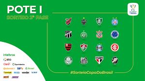 Copa do Brasil: saiba onde assistir AO VIVO e ON LINE sorteio da terceira  fase | Futebol AO VIVO