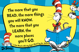 Image result for Dr Seuss pic for book fair