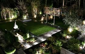 Small Picture How to use LED garden lights for garden decoration 37 ideas
