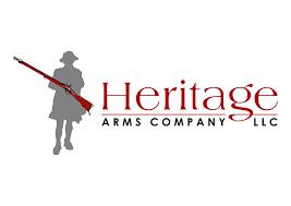 Gun Company Logos Heritage Arms Company Custom Logo Design