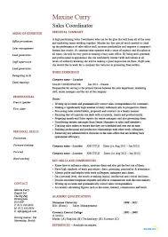 Import Export Coordinator Resume Template Best Design Tips Lovely ...