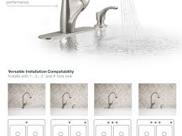 Small Picture Kitchen 47 Moen Kitchen Faucets Home Depot Single Handle Wall
