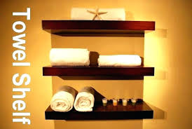 Wall towel storage Space Saving Wall Mounted Towel Storage Wall Towel Storage Plain Storage Bathroom Wall Towel Shelves Small For Mounted Bestbuycouponinfo Wall Mounted Towel Storage Bestbuycouponinfo