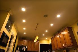 kitchen led panel lights 6 round led panel light kitchen lighting home depot canada