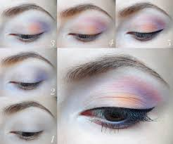 beautiful makeup ideas with rainbow makeup step by step with bright spring makeup tutorial step by