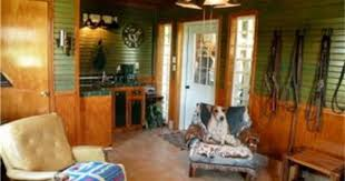 office wet bar. officetack room inside of horse barn with wetbar glass block sidelights tile floors countertops and paneled walls special rope trim office wet bar