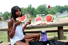 obama fried chicken watermelon. Beautiful Fried Photo  On Obama Fried Chicken Watermelon