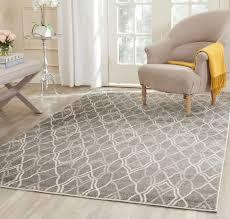 safavieh palma rug gray and light gray 10 x14