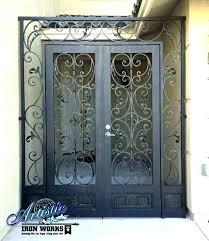 front door gate. Iron Front Door Gate Ecurity Cast Gates D