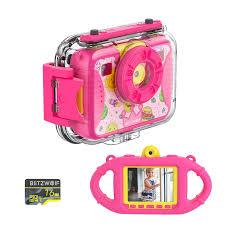 $33.99 For BlitzWolf BW-KC2 Kids Camera Waterproof 8MP Photo ...