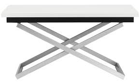 coffee tables rubi adjustable table height and size can be adjusted square