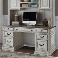 Office desks with storage Small Liberty Furniture Industries Inc Magnolia Manor 244ho120 Credenza Amazoncom Office Desks Components At Taylor Furniture