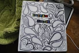 Drawn Design Binder Free Clipart On Dumielauxepices Net