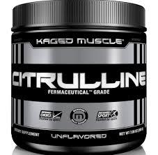 Kaged Muscle, <b>Citrulline</b>, <b>Unflavored</b>, <b>7.05</b> oz (200 g)