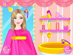 barbie hairstyle design game for hairstyle free games