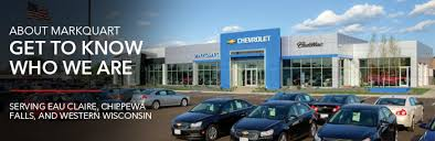 markquart motorss chevy buick and gmc dealer in eau claire