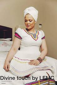 sepedi traditional attire made by divine touch by lemc based in pretoria specialize in proudly south african clothing for all occasions