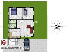 Bharat Dream Home  bedroom floor plan  sq ft east facing bedroom floor plan  sq ft east facing