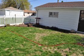 patio grass joints photos