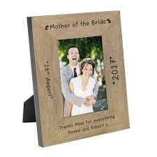 keepsake frame for mother or father of the bride