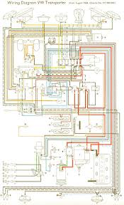 volkswagen super beetle wiring diagram wiring diagram vw wiring diagrams