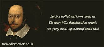 Love Is Blind Quotes Extraordinary 48 Of Shakespeare's Most Romantic Quotes For Reading Addicts