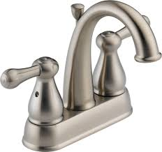 delta fixtures bathroom. Delta 2575LF-SS Leland Two Handle Centerset Bathroom Faucet, Stainless - Touch On Sink Faucets Amazon.com Fixtures 4