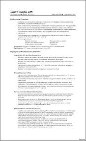 Lpn Job Description For Resume Resume Lpn Amazing Sample Of Licensed Practical Nurse 76