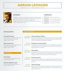 Good Design Resume Great Resume Design Examples Sample Orlandomoving Co