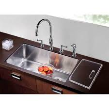 Shop Dawn Undermount Single To Double Combination Bowl Sink With