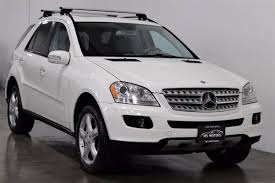 mercedes ml roof racks 2007 mercedes benz m class awd ml 350 4matic 4dr suv in portland