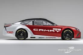 2018 chevrolet nascar cup car. beautiful nascar the 2017 nascar toyota camry based on the 2018 road car throughout chevrolet nascar cup p